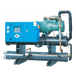 Screw Type Water-cooled Industrial Chiller