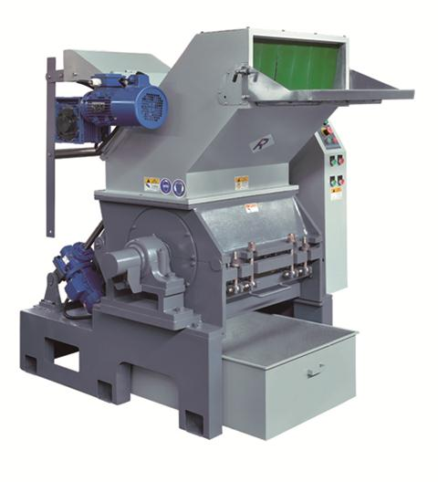 Plastic-Sheet/Film Granulators with Optional Purchase of Rolling Function for Film in Recycling Line (RG-36GY)